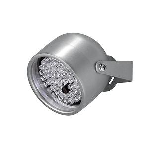 infrarot strahler led oder halogen infrarot ausleuchtung optimale beleuchtung f r. Black Bedroom Furniture Sets. Home Design Ideas