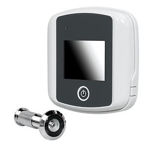 video t rsprechanlage indexa video t r sprechanlage digitaler t rspion mit tft bildschirm. Black Bedroom Furniture Sets. Home Design Ideas