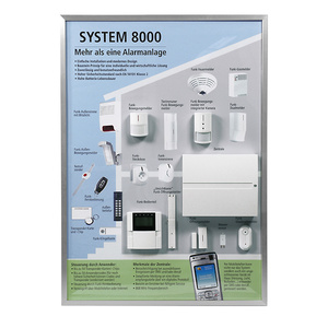 Alarmanlage system 8000